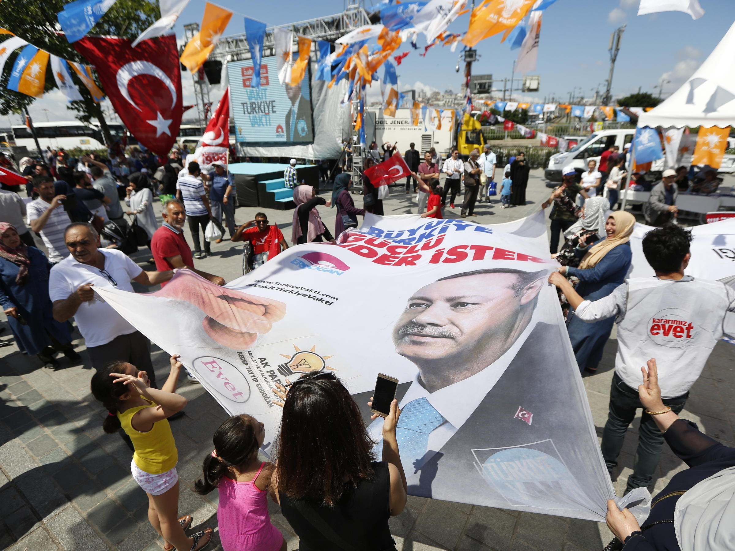 türkiye seçim
