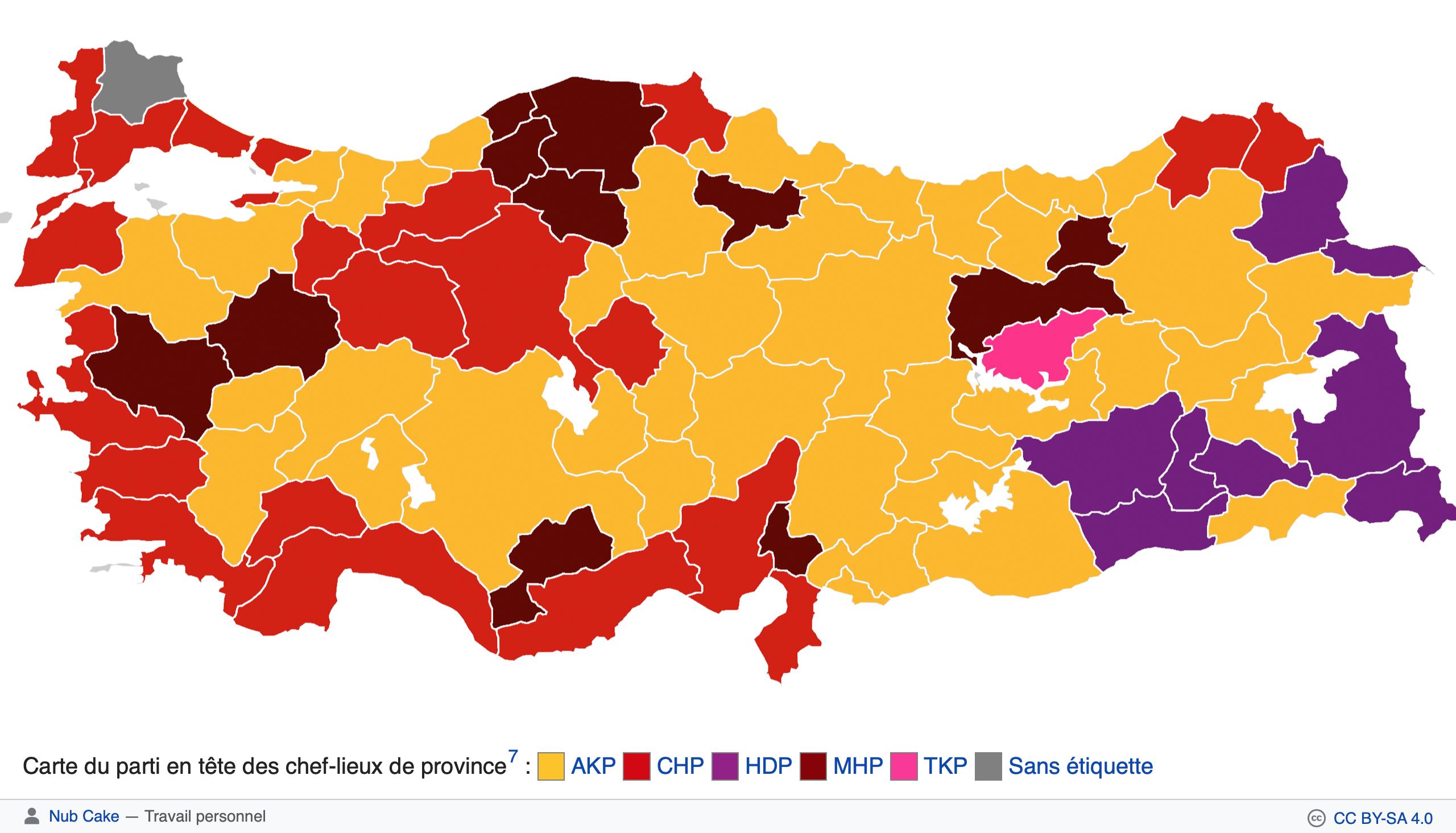 türkiye seçim sonuçları 2019