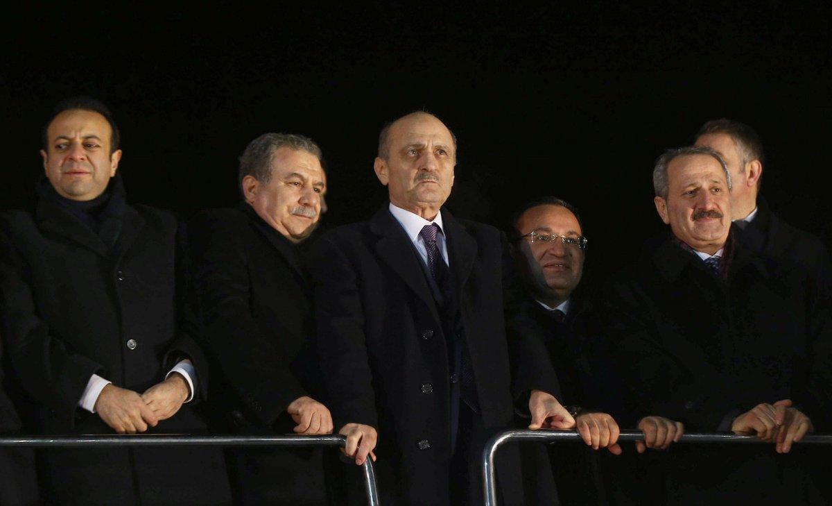 erdoğan bayraktar muammer güler zafer çağlayan egemen bağış