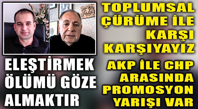 Gürcan Dağdaş: Türkiye ağır maliyetler ödeyebilir!