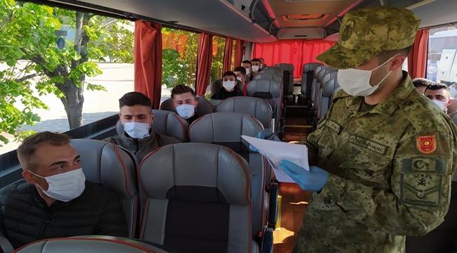 Askerlerden VIP transfer araçlarına yoğun talep!