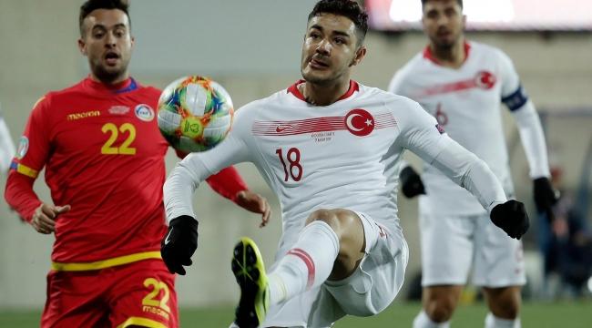 Galatasaray'ın yetiştirdiği Ozan Kabak Golden Boy'a aday gösterildi
