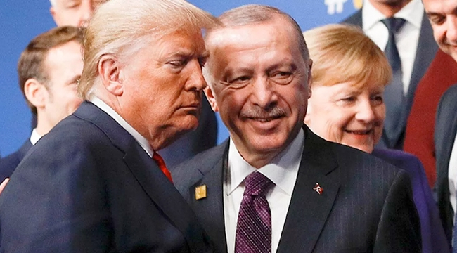 """Telefon kayıtları sızdı! Trump, Erdoğan'la görüşmesinde dünya liderine """"salak"""" dedi"""