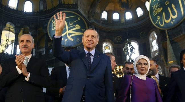 Cumhurbaşkanı Erdoğan Ayasofya ile ilgili kararını verdi imzayı attı