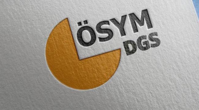 DGS giriş belgeleri ÖSYM AİS Aday İşlemleri Sayfası erişime açıldı