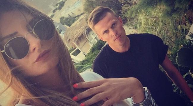 Ünlü futbolcu Josip Ilicic karısını evde başka erkekle bastı! Kariyeri bitti