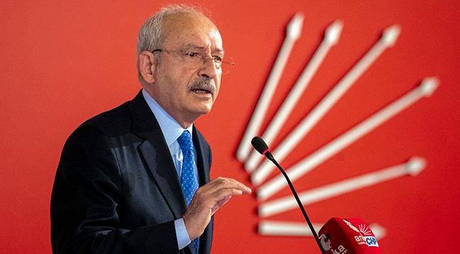 """CHP Lideri Kılıçdaroğlu: """"Türkiye'nin Evlatlarını Serbest Bırakın!"""""""