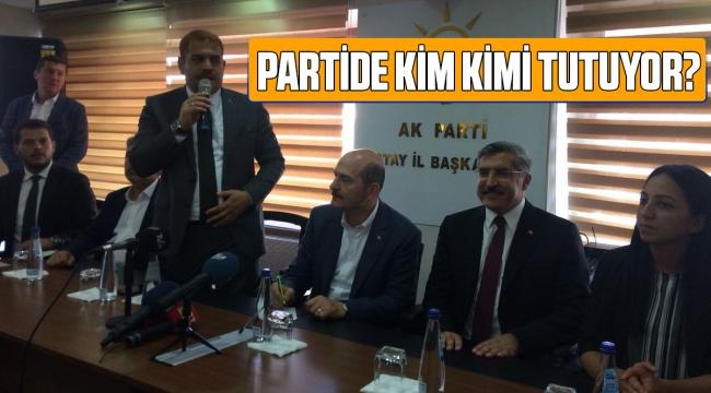Süleyman Soylu AKP'yi 3'e böldü! İşte partide oluşan yeni eksenler