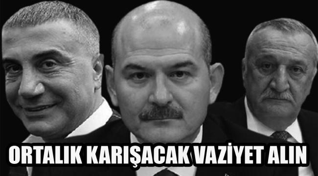 Süleyman Soylu'dan Sedat Peker'e sert açıklama: Ülkene gel, adalete teslim ol