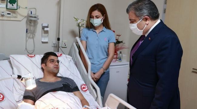 Sağlık Bakanı Fahrettin Koca'dan maske takmak son buluyor açıklaması