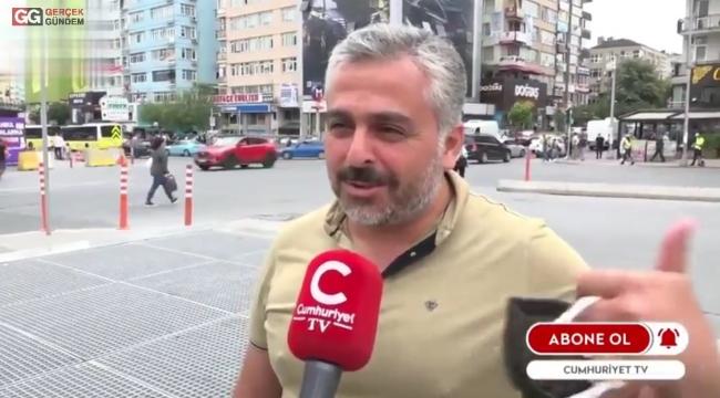 Anıtkabir ile Yazlık Saray'ın maliyetini kıyaslayan vatandaş Türkiye'nin gündemine oturdu