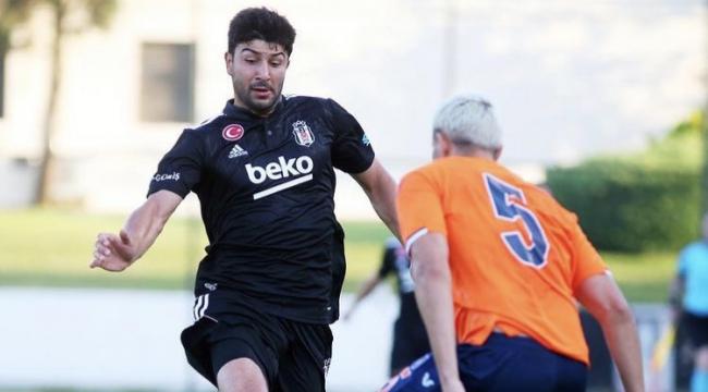 Beşiktaş Medipol Başakşehir'i hazırlık maçında 1-0 yendi