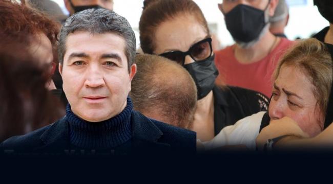 Ünlü oyuncu Turgay Yıldız'ın cenazesinde gözyaşları sel oldu