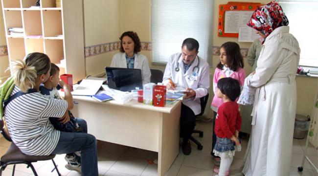 Aile hekimleri şehir hastanelerine hasta topluyor iddiası