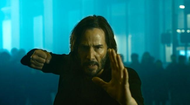 Matrix 4 Resurrectrions fragmanıyla gündeme damga vurdu