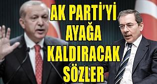 Abdüllatif Şener'den Erdoğan ve ailesine yönelik olay sözler